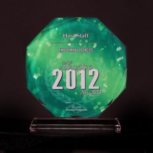 Premio a las Agencias de Empleo en Houston en 2012